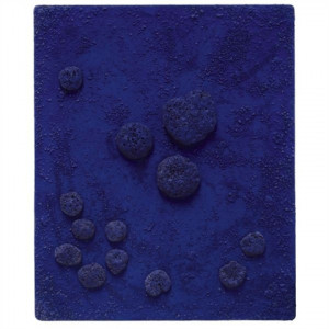 yves klein quotes into the void