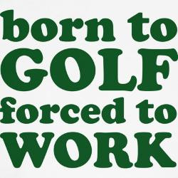 born_to_golf_forced_to_work_trucker_hat.jpg?color=RedBlueWhite&height ...