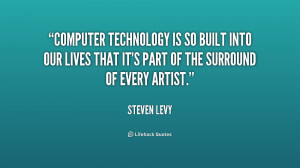 Quotes About Computer Technology