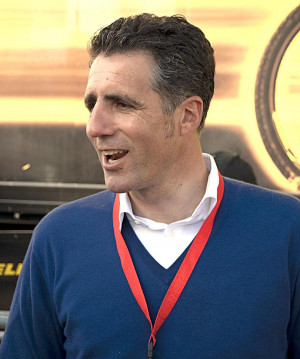 Miguel Indurain Attends The...