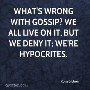 Hypocrites Quotes