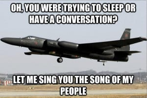 The United States Air Force posted this on Facebook.