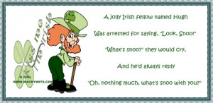 Funny Irish Jokes Collection for Happy Saint Patrick Day- Hilarious ...