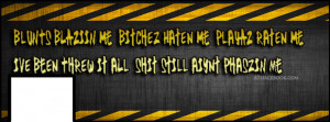Thug Girl Quotes Gangsta quotes