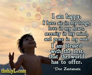 Am Blessed Quotes Memorable quotes i am blessed
