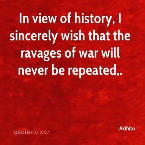 More Akihito Quotes