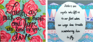 inspirational & motivational quotes for sisters ♥ part 2!