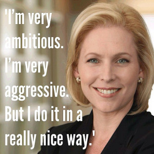 Take a cue from from NY Senator Kirsten Gillibrand.Source: Instagram ...
