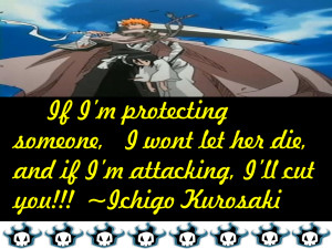 Ichigo Quotes