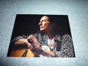 KEN HENSLEY signed autograph In Person 8x10 20x25 cm URIAH HEEP