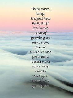 Speeding cars by Imogen Heap. I absolutely love this song and it means ...