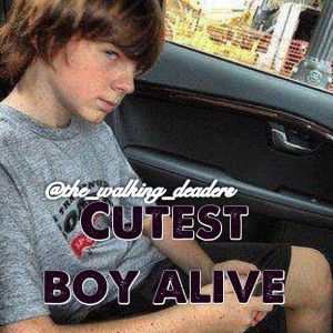 chandler riggs quotes i love video games chandler riggs