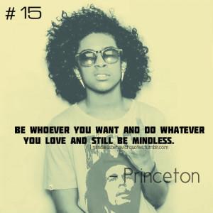 ... princeton #mindless behavior #mindless behavior quotes #mb quotes