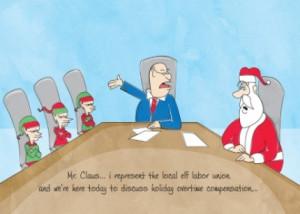Elf Labor
