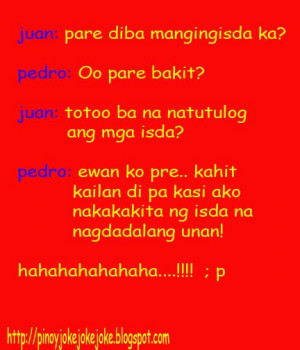 Tagalog Quotes Jokes