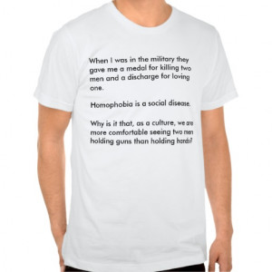 GAY PRIDE QUOTES TEES