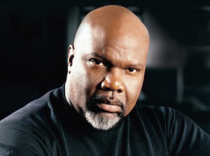"""submission to a man who isn't in submission to God!"""" ―T.D. Jakes ..."""