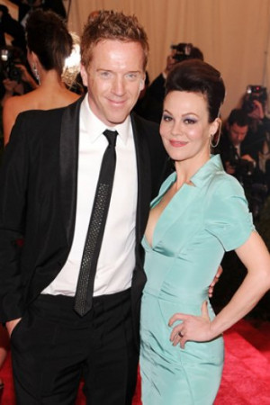 Helen McCrory, known for her work in such films as