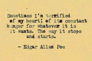 Edgar Allan Poe #quote