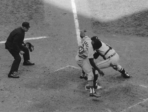 Doug Harvey Umpire