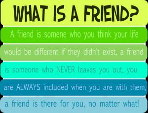 Do You Need A Friend