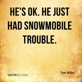 Snowmobile Quotes