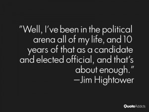 Jim Hightower
