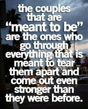 We are strong and getting stronger!!