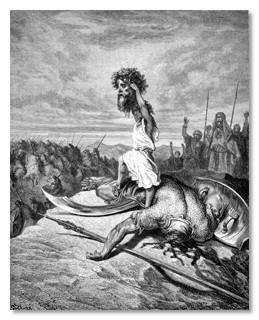 David And Goliath Christian