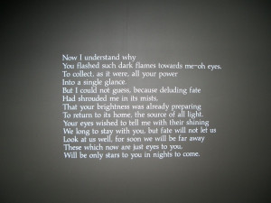collection of gothic poetry inspired by the various gothic websites ...