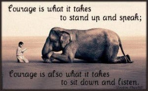 Courage Quotes - Inspirational Pictures, Quotes and Motivational ...