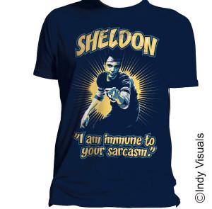 Sheldon Sarcasm Contents