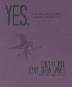 Favorite Quotes Peeta Mellark , Mockingjay p. 302