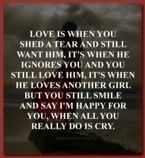 im in love with you quotes for him