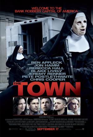 "Poster: Ben Affleck's ""The Town"""