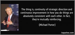 Quotes About Continuous Improvement