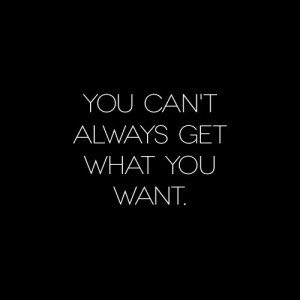 Opiniones de You Can't Always Get What You Want