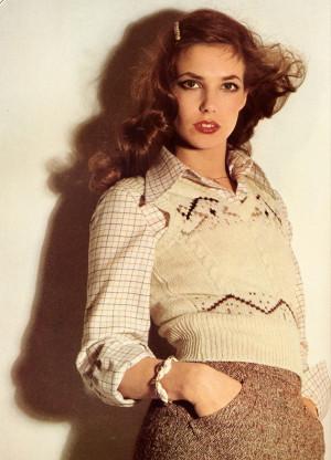 Jane Birkin Vogue Paris May