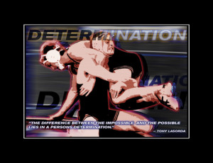 Wrestling Inspiration