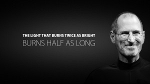 Steve Jobs Hd Quotes Wallpaper with 1920x1080 Resolution