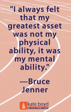 Mental toughness > physical strength ... kateboydcheerleading.com # ...