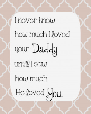 ... my husband's first Father's Day and I'm extra grateful to him for
