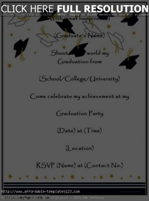 College Trunk Party Invitations Templates Invitation Templates