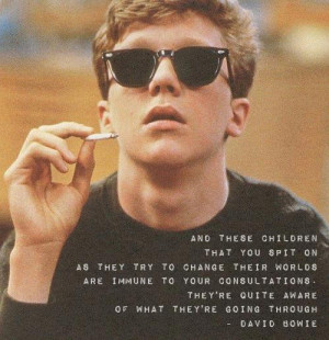 weed the breakfast club anthony michael hall brian