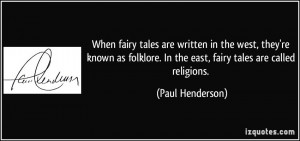Paul Henderson Quote