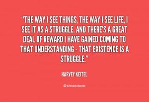 Harvey Keitel Quotes