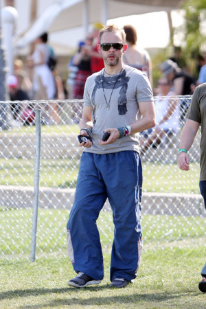 Dominic Monaghan Pictures - Dominic Monaghan at Coachella - Zimbio