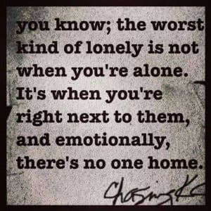 Quotes About Being Abandoned   Nothing like being emotionally ...