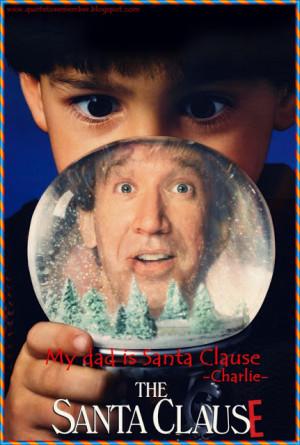 The Santa Clause Movie Quotes. QuotesGram