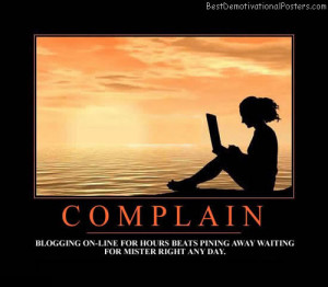 Best Complaining Quotes On Images - Page 88